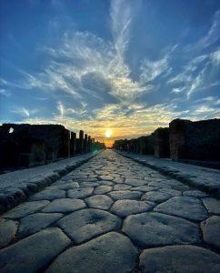 Pompei utcai altkonyatkor